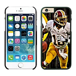 Washington Redskins robert griffin 2 iPhone 6 Plus NFL Cases Black 5.5 Inches NIC13171