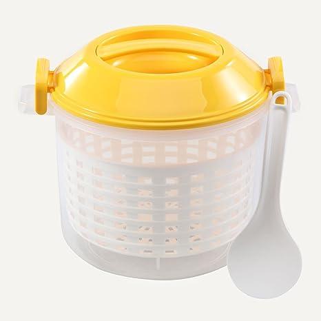 Amazon.com: Microondas Cocinar al vapor con tapa: Kitchen ...