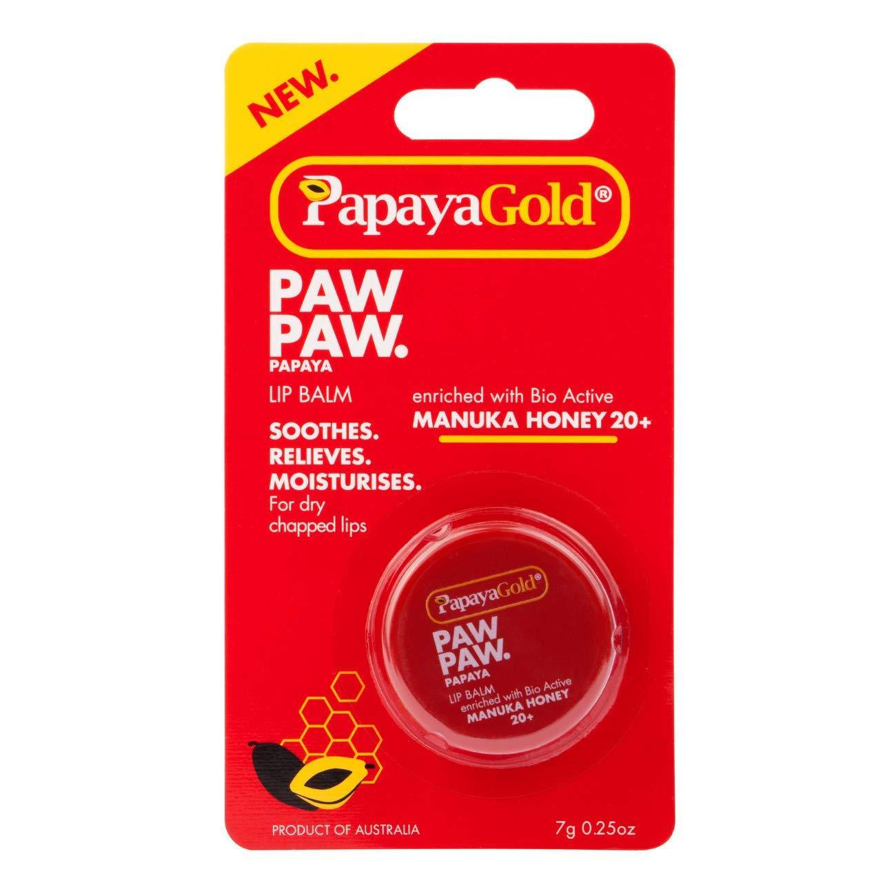 PAPAYA GOLD PAW PAW BALM POT