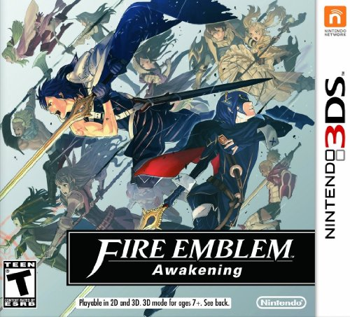 Fire Emblem: Awakening - 3DS [Digital Code] by Nintendo