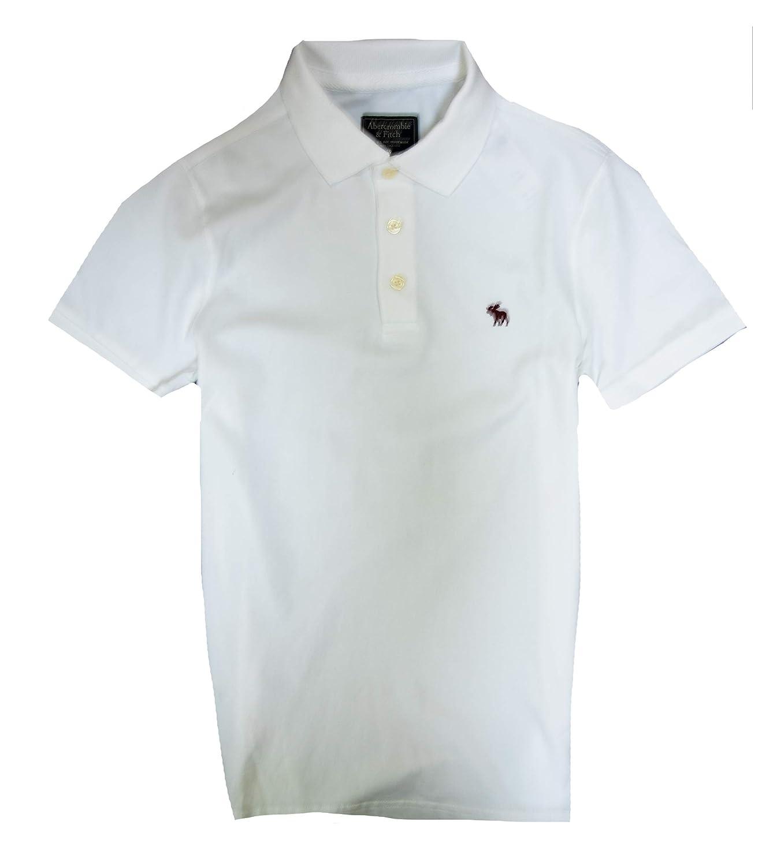 d3d43983 Abercrombie & Fitch Men's Polo Shirt at Amazon Men's Clothing store: