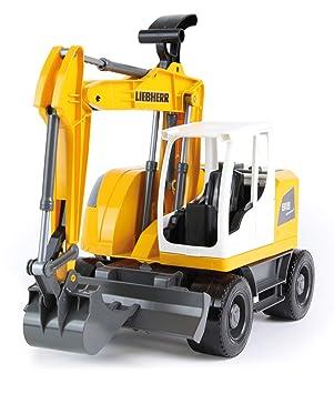 Lena 04611worxx Liebherr Bagger Compact A918 48cm