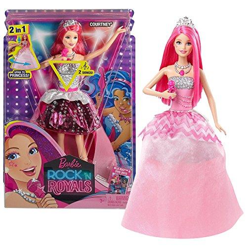 Barbie® in Rock 'N Royals Courtney Doll - 8