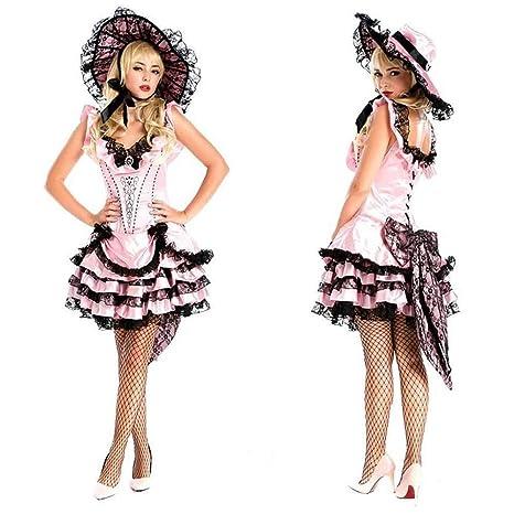 KAIDILA Halloween Disfraz Mujer Adulto Lujo Reina Traje ...