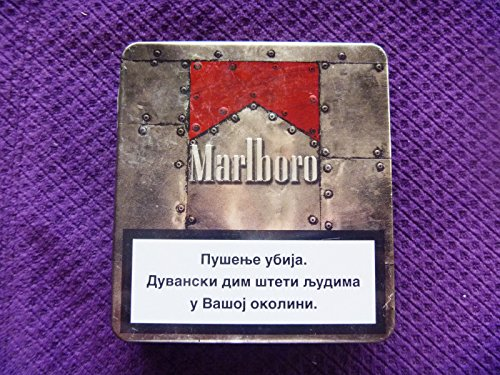 vuntage-metal-collectibile-case-marlboro-box-empty