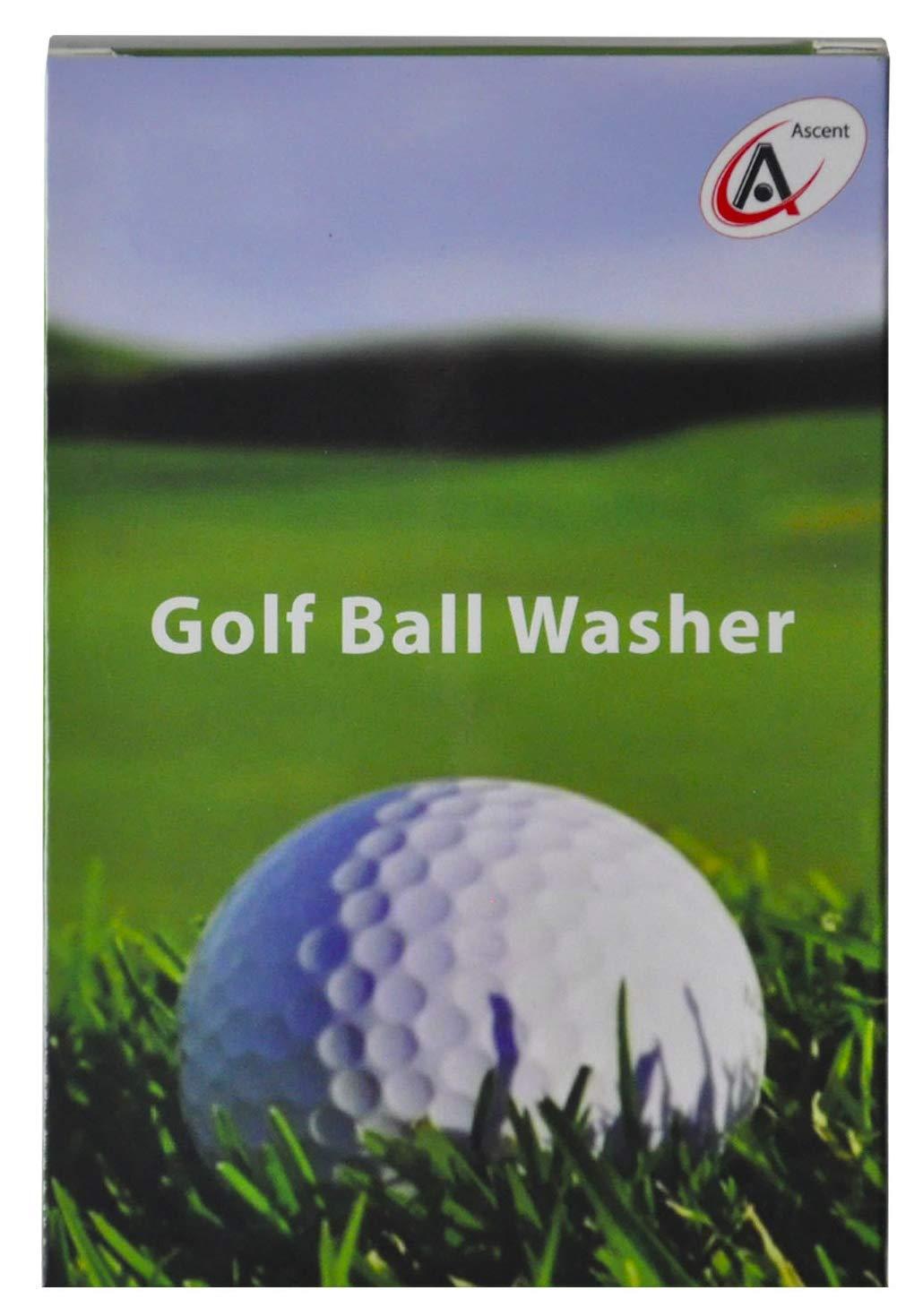 Limpiador de pelotas de golf: Amazon.es: Deportes y aire libre