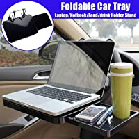 Best Quality Car Steering Wheel Back Seat Tray Built In Drawer Laptop Notebook Food, Steering Wheel Tray - Steering Wheel Stand, Activity Tray, Bag Desk, Walker Tray, Wheel Seat
