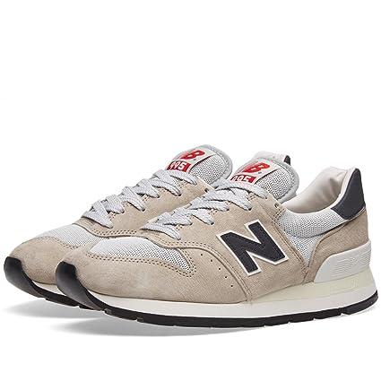 New Balance 995 Zapatillas Grises: Amazon.es: Deportes y