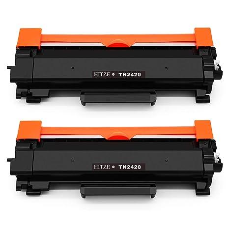 Hitze TN-2420 TN-2410 Toner Compatible para Brother MFC-L2710DW ...