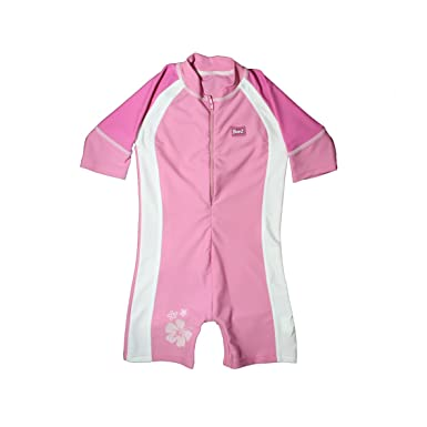 b683c439b7 Amazon.com  Baby Banz One Piece Sun Protection Swimsuit