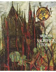 Slayer 1988 World Sacrifice Tour Concert Program Programme Book