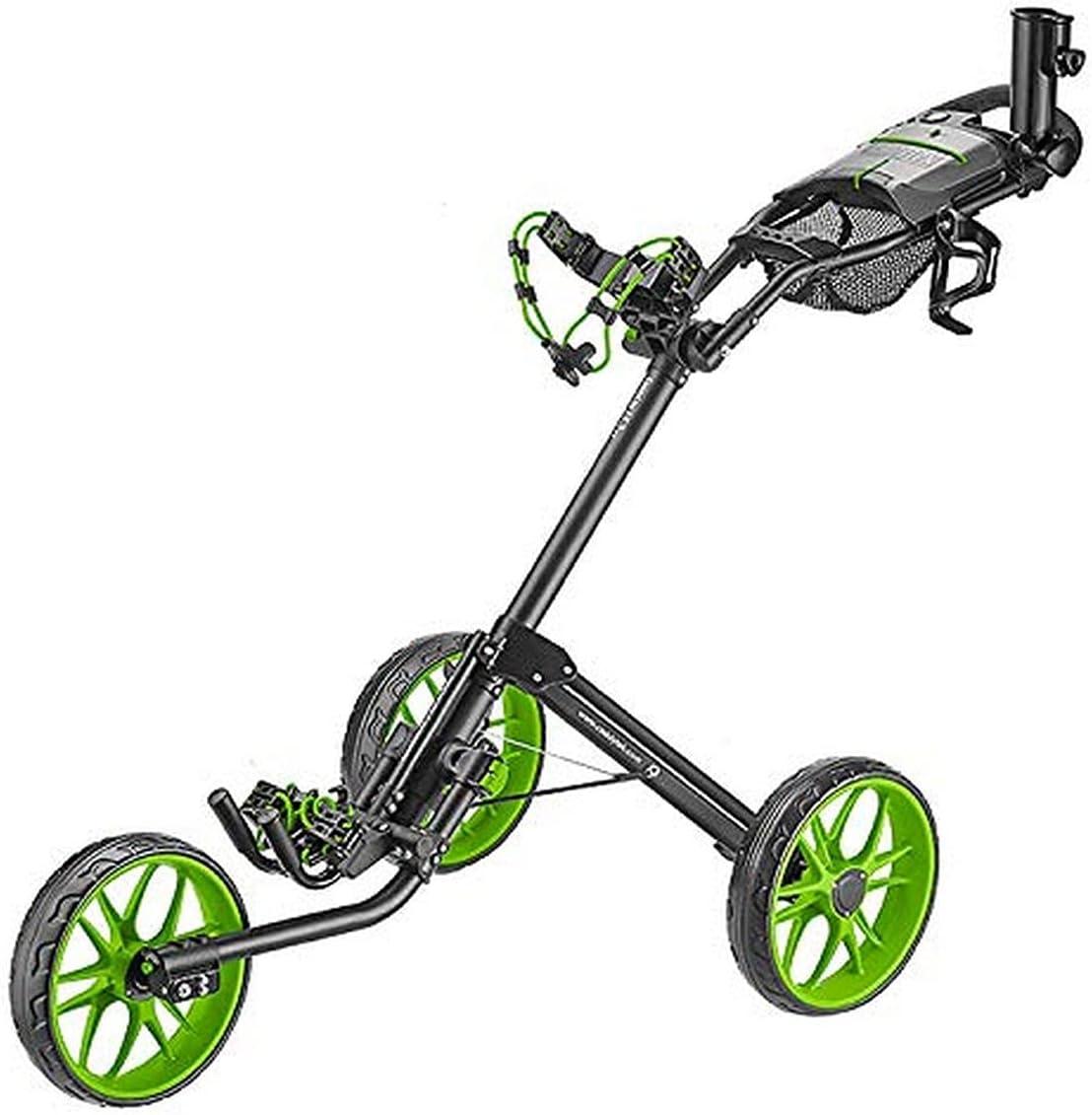 Best 3 Wheel Golf Push Cart 5