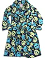 Sweet n Sassy - Little Girls' Peace Signs Robe