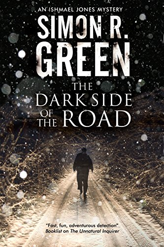 Dark Side of the Road, The: A country house murder mystery with a supernatural twist cover