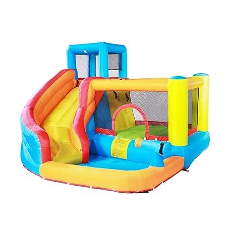 GYY Bouncy Castle Diapositivas Grandes para niños Parque ...