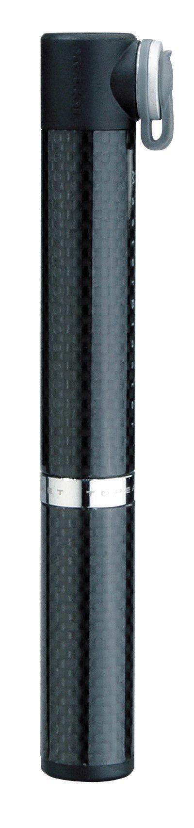 Topeak Micro Rocket CB MasterBlaster Carbon Fiber Bike Pump