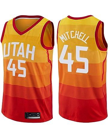 super popular b6b42 79798 Maillots de supporter de Basket-ball Homme | Amazon.fr