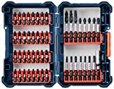 Bosch SDMS48 Impact Tough Screwdriving Set, 48-Piece Set