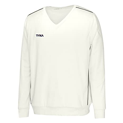 b345e29e37f7fb Buy Cricket SWEATER   PULLOVER - F S Online at Low Prices in India -  Amazon.in