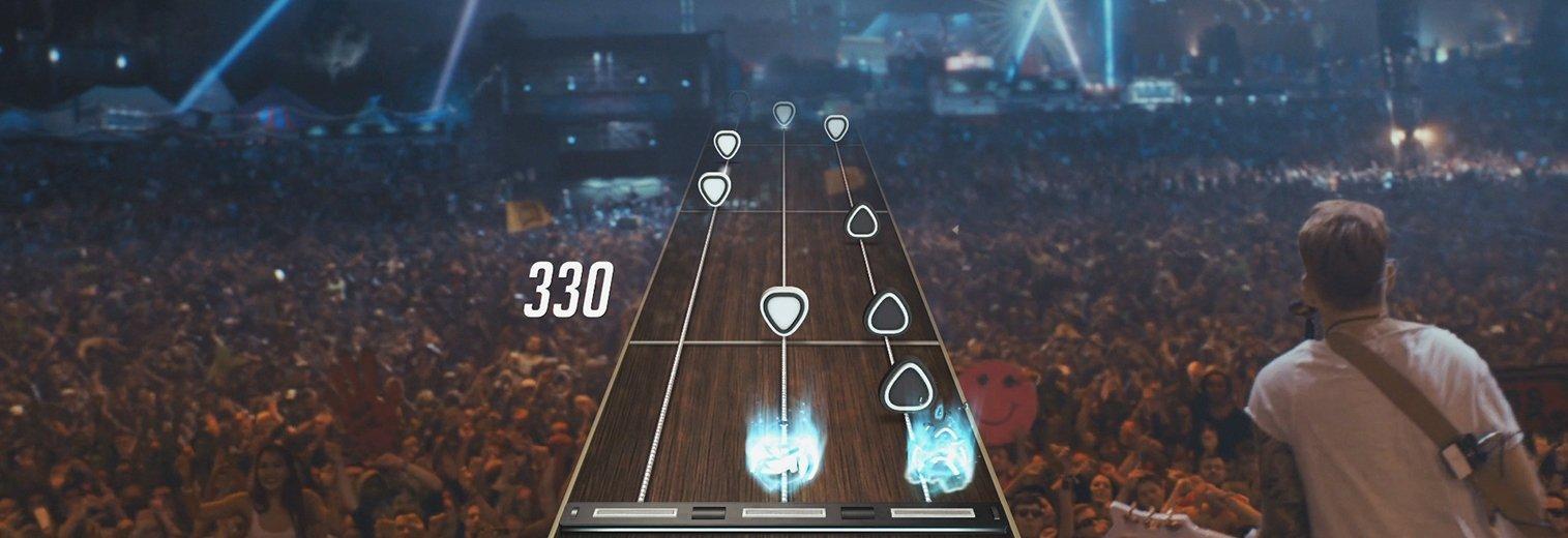 guitar hero on pc free download