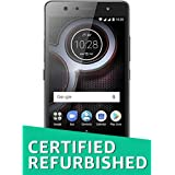 (CERTIFIED REFURBISHED) Lenovo K8 Plus (Venom Black)