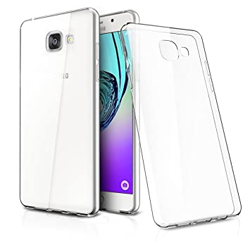 Galaxy A3 Funda 2016, BLOVS Ultra transparente Samsung ...