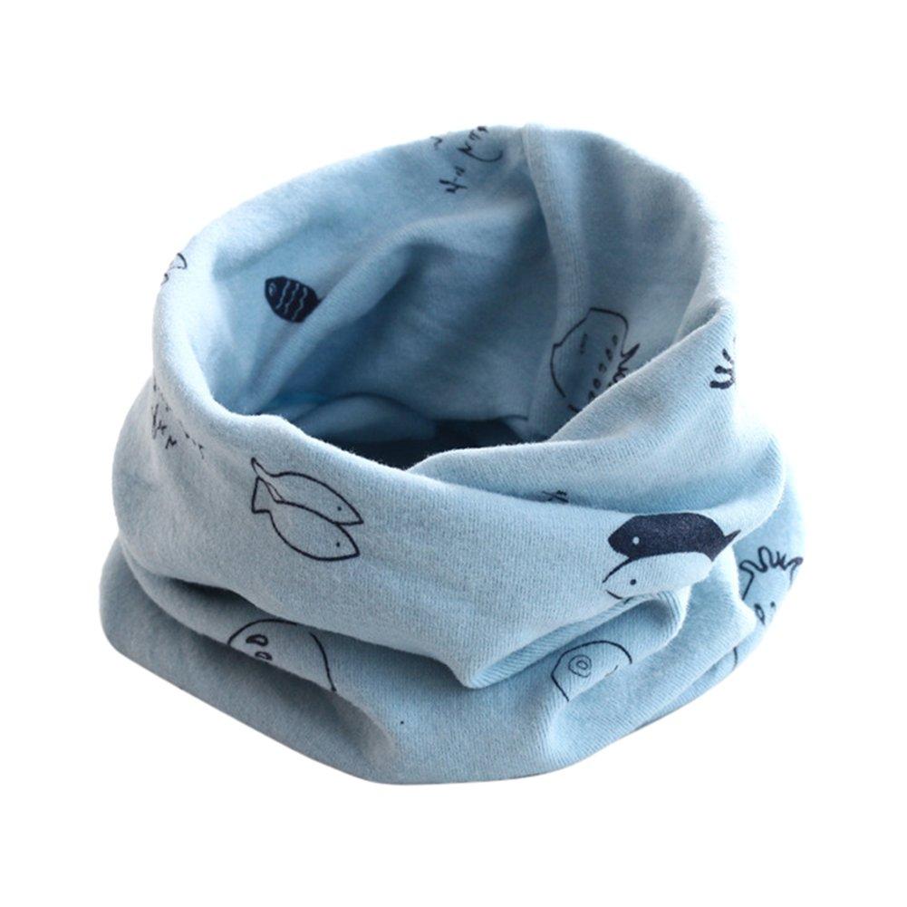 TININNA Automne Hiver Bebe GarçOns Filles Collar Echarpe Coton Ring O Tube Foulard Châle Head Gear Châle Neck Wraps