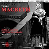 Music : Verdi: Macbeth (Milano, 07/12/1952)(2CD)
