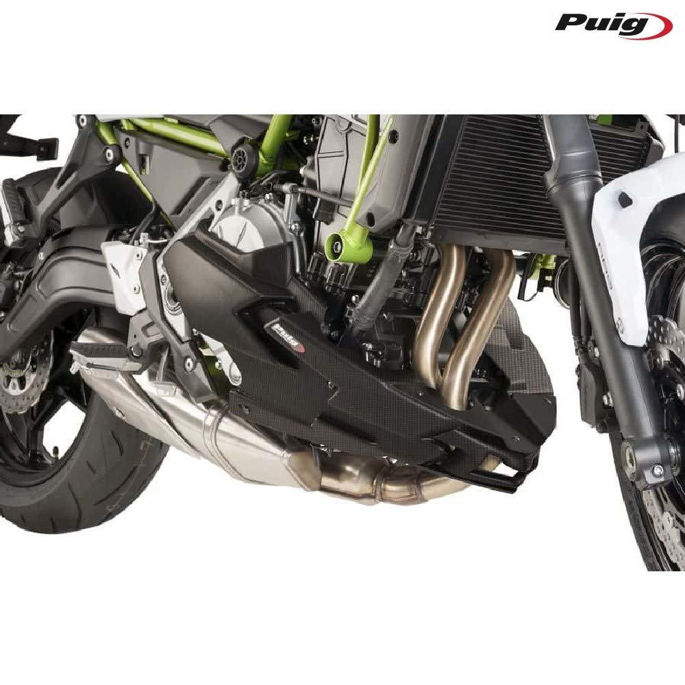 PUIG 9589j Alerón Motor para Kawasaki Z650 17 : Amazon.es ...