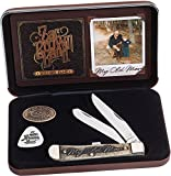 Case Cutlery CA48260-BRK Zac Brown My Old Man Trapper Review
