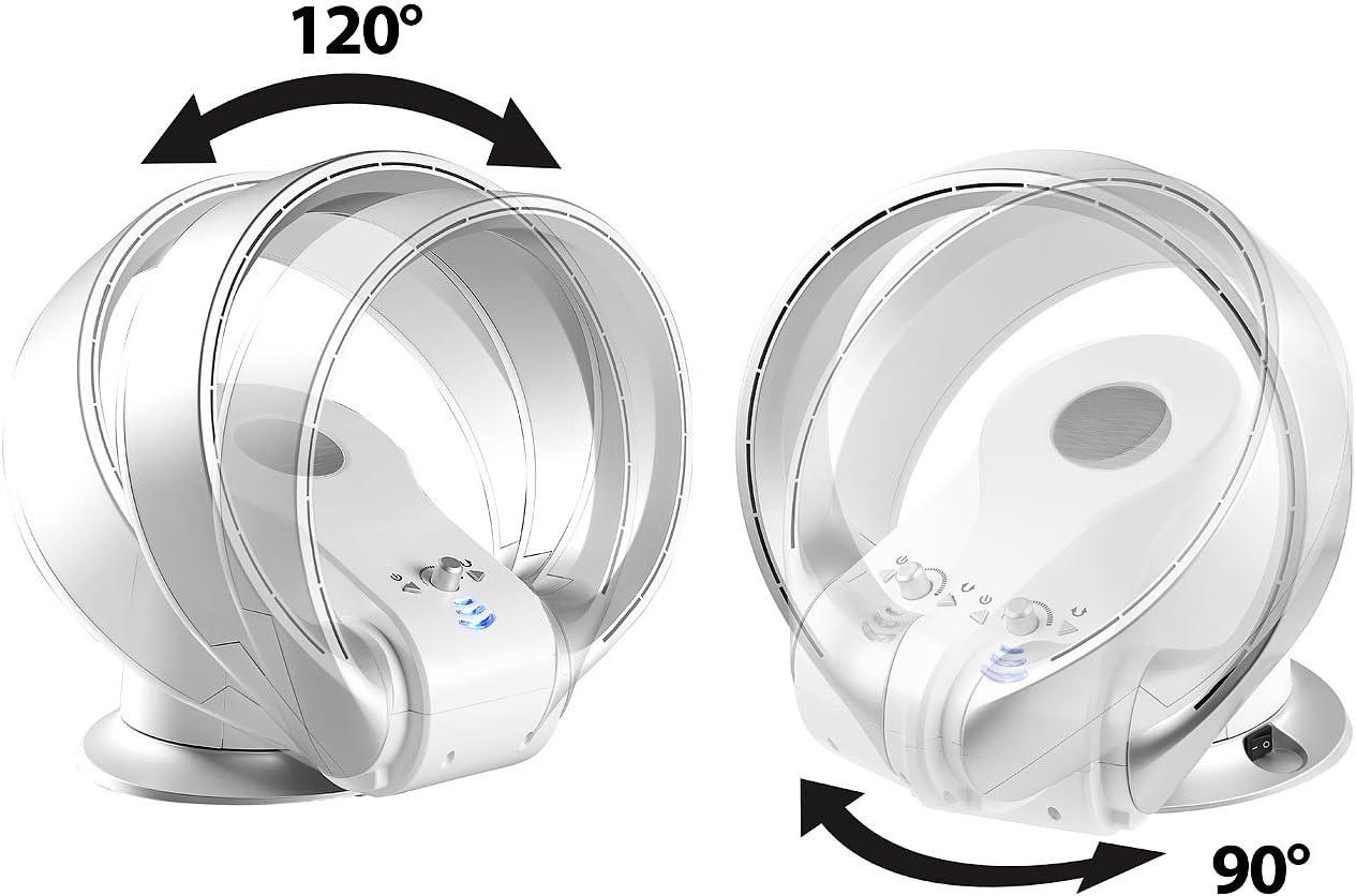 Ventilateur sans pale 360° réversible 1100 W LT 1000.VT [Sichler Haushaltsgeräte]