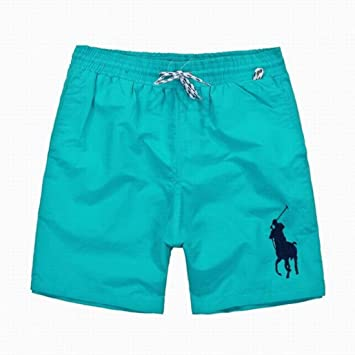 Polo Ralph Lauren Big Pony Shorts Light Blue SIZE:L