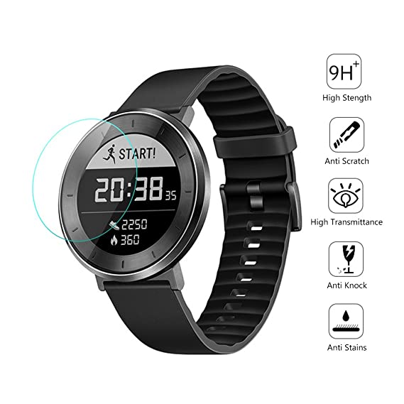 Amazon.com: TSLEEN 9H Tempered Glass Screen Protector Smart ...