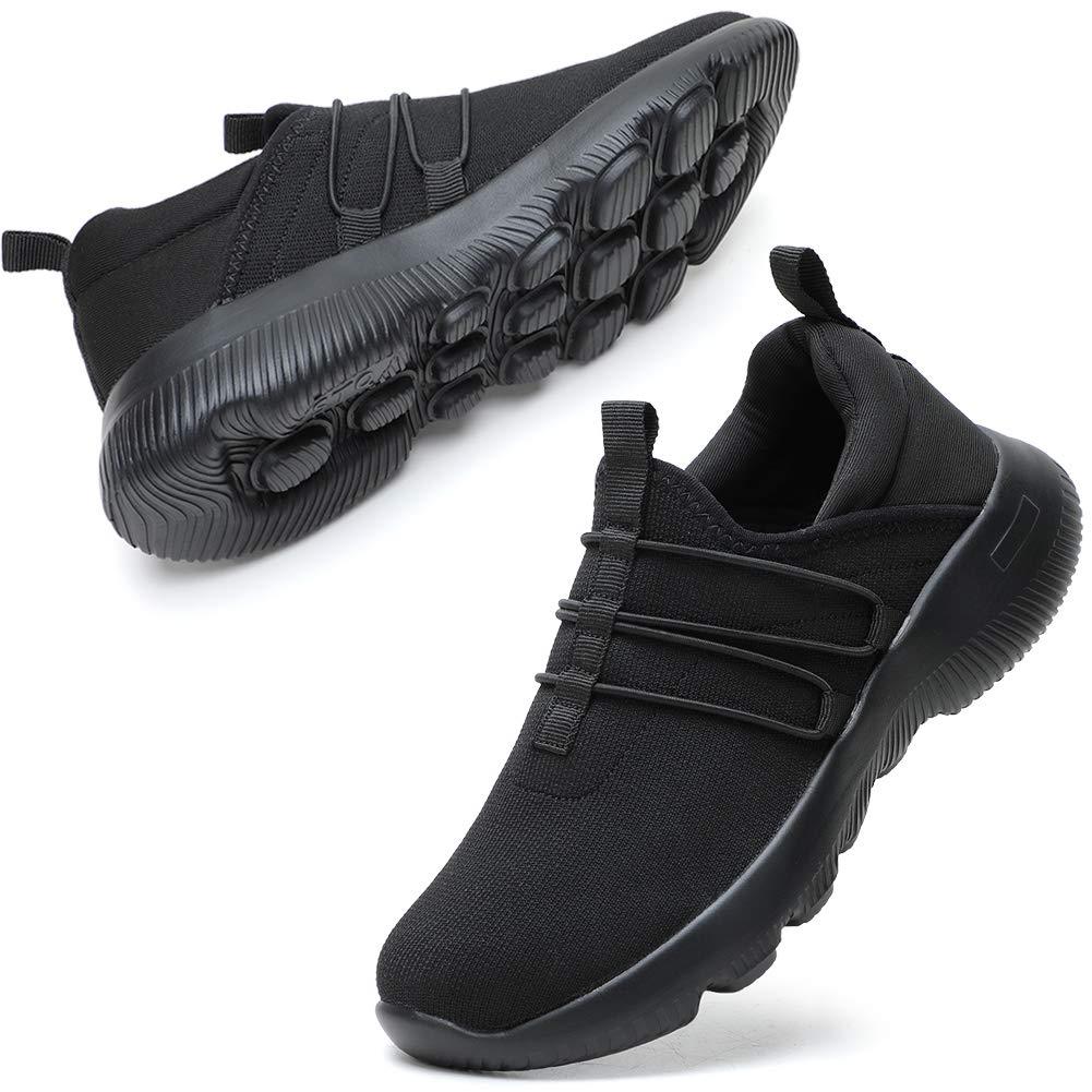 STQ Walking Shoes for Women Lightweight Tennis Shoes