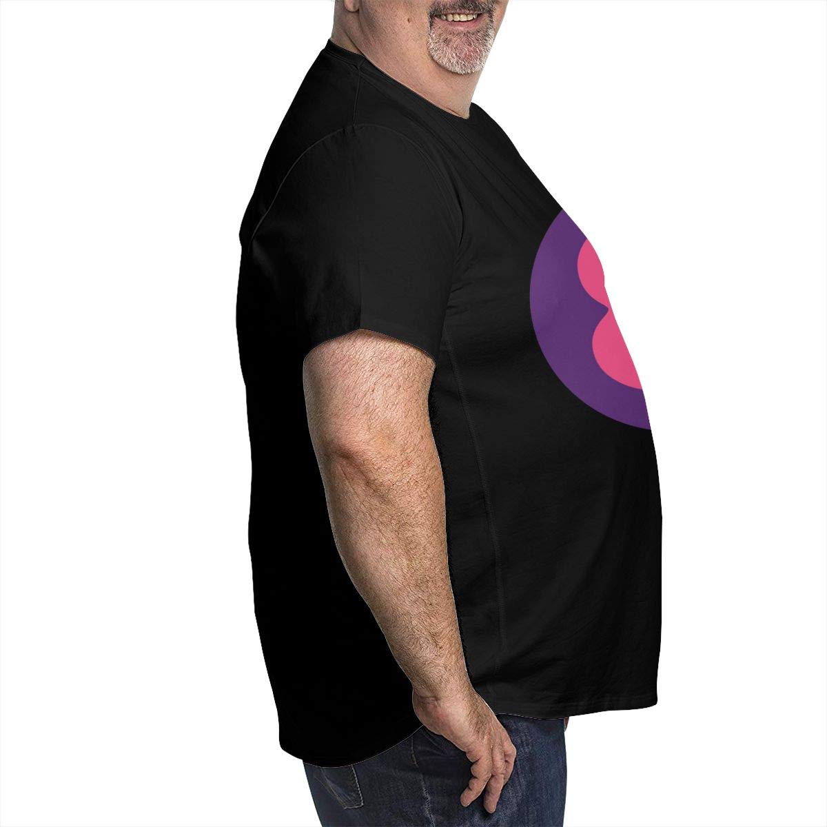 YONGCHOO JR Number Eight #8 Mens Short Sleeve T-Shirt Big /& Tall Heavyweight T-Shirt