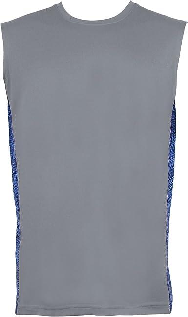 Persuasivo sangre haz  Amazon.com: adidas – Camiseta de malla climacool muscular ropa interior:  Clothing