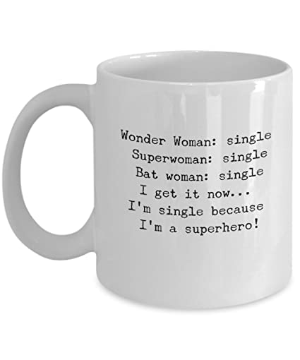 Amazon superhero coffee mugs single women gifts mugs with superhero coffee mugs single women gifts mugs with funny quotes funny coffee mugs thecheapjerseys Image collections