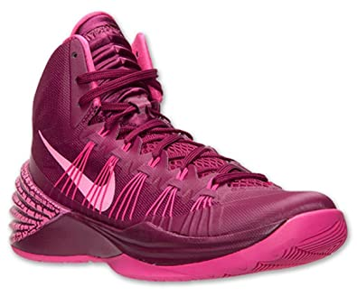 Nike Hyperdunk 2013 Men's Basketball Shoes Size 13 (RASPBERRY RED/PINK FOIL)