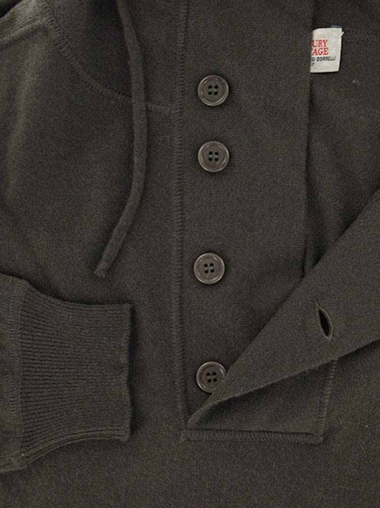 Luigi Borrelli New Green Sweater Medium//50