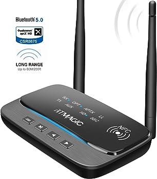 Btmagic Bluetooth 5.0 Transmitter Receiver