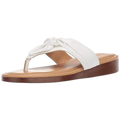 Easy Street Women's Tuscany Maren Thong Sandal Wedge | Flip-Flops