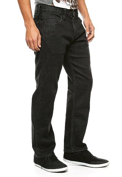 Negro Jeans Talla Hombre para Negros DC Shoes Jeans 32x30 aZSYYC