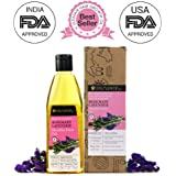 Soulflower Pure and Natural Rosemary Lavender Healthy Hair Oil, 225ml