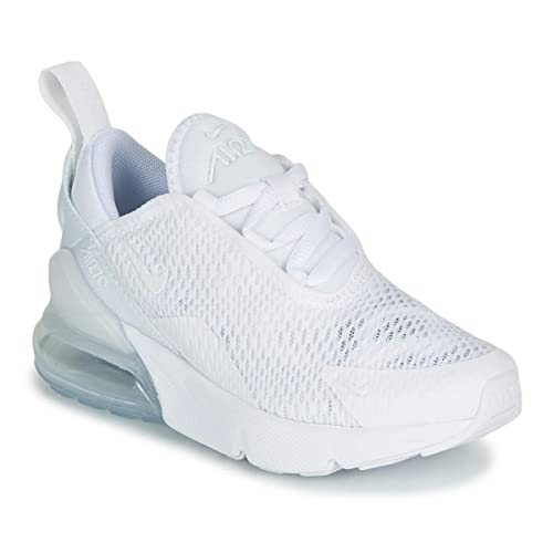 Nike Jungen Air Max 270 (ps) Sneakers, Mehrfarbig (Black