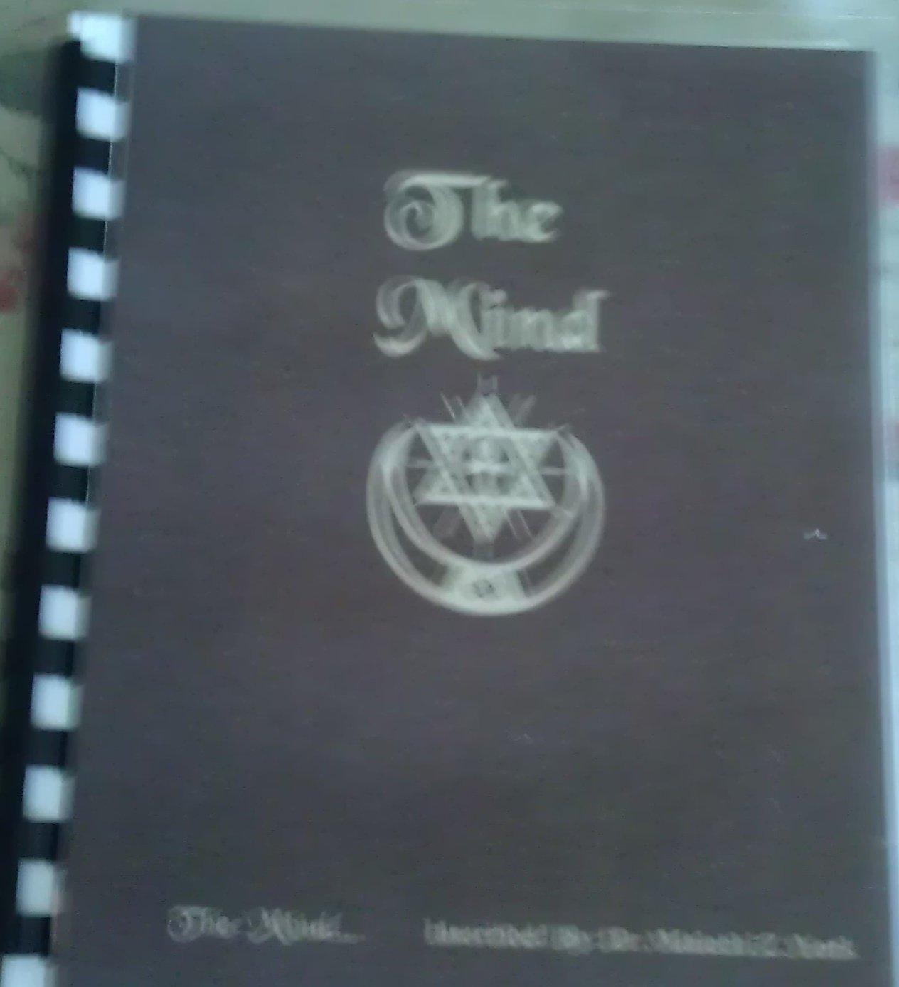 The Mind Book Dr Malachi Z York Amazon Com Books
