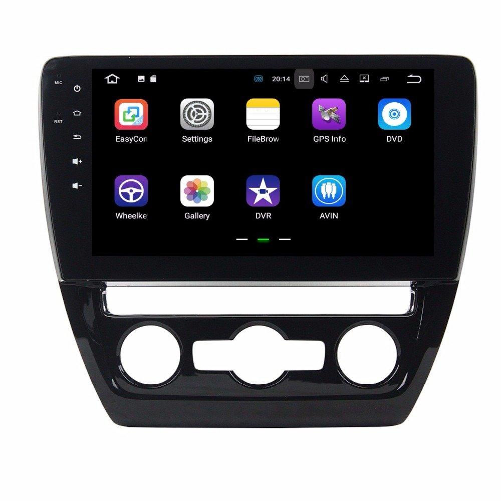 BoCID Android 7.1 Car Radio DVD GPS Multimedia Head Unit for VW Volkswagen SAGITAR 2015 2016 With 2GB RAM Bluetooth WIFI Mirror-link by BoCID (Image #2)