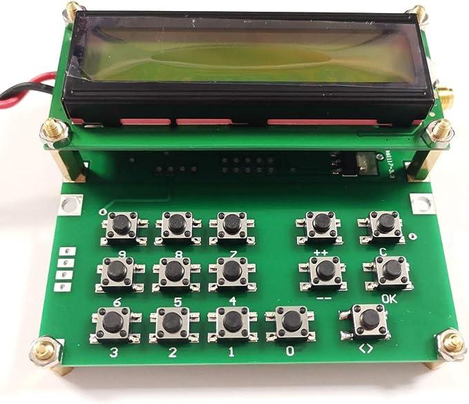 RF Signal Simple Generator Signal Source ADF4351 VFO HXY D6 V1.02 35-4000MHz GT