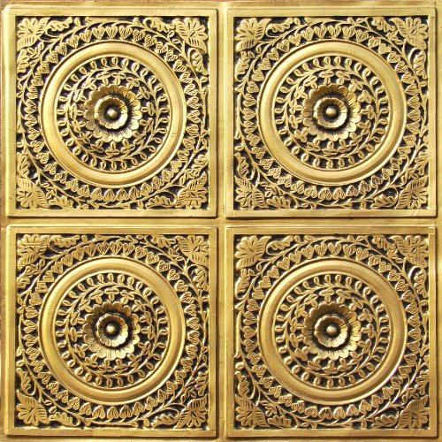 Gold Metal Tile - 4