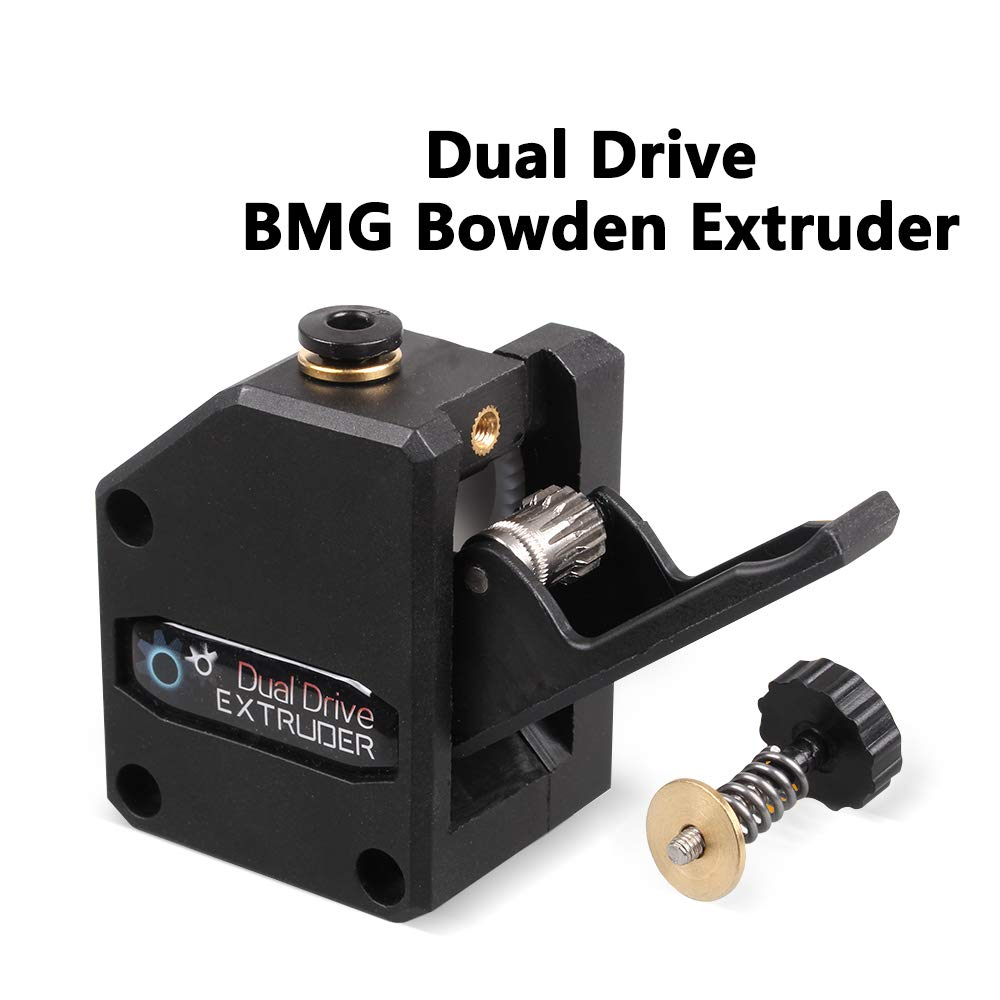 1.75mm Filament 3D Printer Bowden Extruder Dual Drive BMG High Performance Parts for Ender 3//Ender 3 Pro//Ender 5//Ender 5 Pro//CR10,Geeetech A10//A20//A30 Pro Artillery Sidewinder and Other Printers