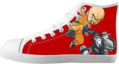 Cartoon Dragon Ball Z Women's Shoes